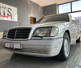 MERCEDES-BENZ S500 L*AMG*KLIMA*LEDER*MEMORY*