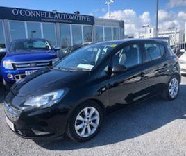 OPEL CORSA, 2017 **AUTOMATIC** FOR SALE IN DUBLIN FOR €8950 ON DONEDEAL