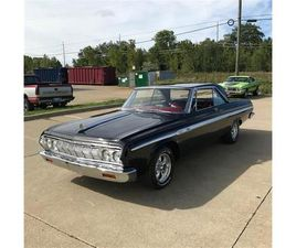 FOR SALE: 1964 PLYMOUTH FURY IN MACOMB, MICHIGAN