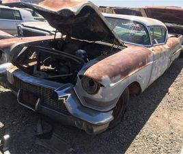 FOR SALE: 1957 CADILLAC COUPE DEVILLE IN PHOENIX, ARIZONA