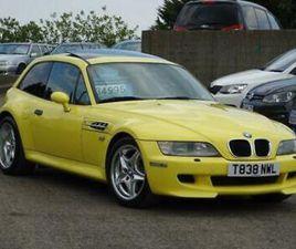 1999 BMW Z3M 3.2 2DR