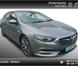 OPEL INSIGNIA GRAND SPORT SC-1.6 13 FOR SALE IN WEXFORD FOR €25,950 ON DONEDEAL