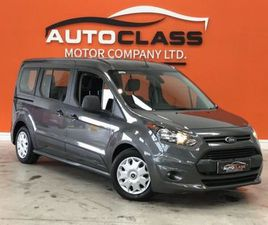 FORD TRANSIT CONNECT ZETEC 1.5TDCI WHEELCHAIR ACC FOR SALE IN DUBLIN FOR €27,500 ON DONEDE