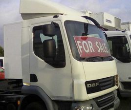 DAF LF45 10 TON GROSS ON AIR SEP 2013 TAIL LIFT FOR SALE IN ANTRIM FOR €UNDEFINED ON DONED