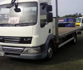 DAF LF45 FLATBED IN GREAT LATE 2012 LOW KM FOR SALE IN ANTRIM FOR € ON DONEDEAL