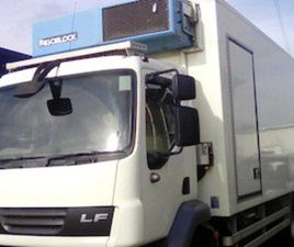 DAF LF55 220 REFRIGERATED 15 TON GROSS FOR SALE IN ANTRIM FOR € ON DONEDEAL