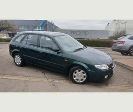 MAZDA 323 1.6 GXI 5DR*1 LOCAL LADY OWNER*