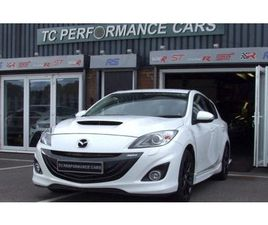 2010/10 MAZDA 3 MPS 1 OWNER + DEMO £50 PW