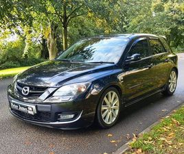 MAZDA3 2.3 MPS 5DR2.3 TURBO ONLY 69,000 MILES