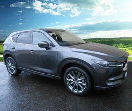2019 MAZDA CX-5 2.2D [184] GT SPORT NAV+ 5DR AWD