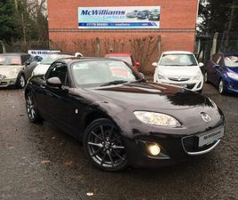 MAZDA MX-5 2.0 VENTURE EDITION ROADSTER 2DR PETROL MANUAL (181 G/KM, 158 BHP)1 OWNER FROM
