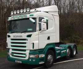 2008 SCANIA R500. REF NO: 1786 FOR SALE IN MONAGHAN FOR € ON DONEDEAL