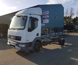 2008 DAF LF 7.5TON CHASSIS CAB FOR SALE IN DUBLIN FOR € ON DONEDEAL
