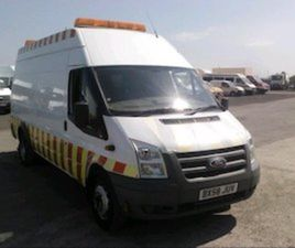 FORD TRANSIT 460 WORKSHOP VAN WITH GENERATOR FOR SALE IN DOWN FOR € ON DONEDEAL