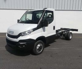 NEW 3LT IVECO DAILY CHASSIS CABS FOR SALE IN GALWAY FOR € ON DONEDEAL