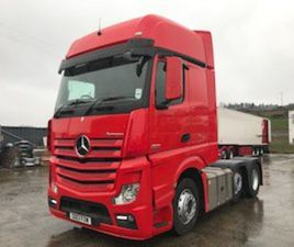 2013 MERCEDES-BENZ , 2551 ACTROS FOR SALE IN ARMAGH FOR € ON DONEDEAL