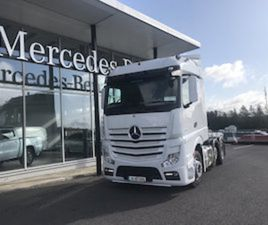2019 (191) MERCEDES-BENZ ACTROS 2551 FOR SALE IN WESTMEATH FOR € ON DONEDEAL
