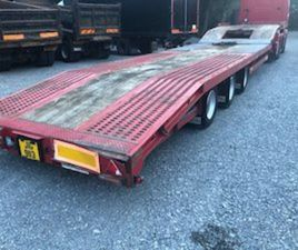 2011 DENNISON EXTENDABLE LOW LOADER FOR SALE IN ARMAGH FOR € ON DONEDEAL