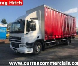 2011 DAF CF 75 310 18/40 TON CURTAINSIDER FOR SALE IN ARMAGH FOR € ON DONEDEAL