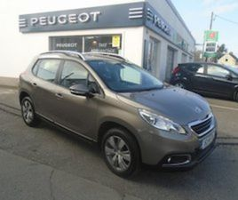 PEUGEOT 2008 1.4 LITRE DIESEL FOR SALE IN TIPPERARY FOR €11900 ON DONEDEAL