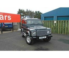 LAND ROVER DEFENDER 90 TD HARD TOP XS 2-DOOR GREEN 2015
