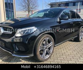 MERCEDES-BENZ GLE 350 D 4MATIC COUPE BRABUS D6S, 227KW, PANORA