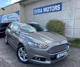 FORD MONDEO 2.0 TDCI TITANIUM 150BHP ESTATE FOR SALE IN DUBLIN FOR €18950 ON DONEDEAL