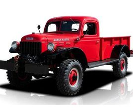 1952 DODGE POWER WAGON FOR SALE