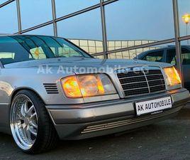 MERCEDES-BENZ W124 300D 300DT AUT LEDER AHK 18ZOLL AMG