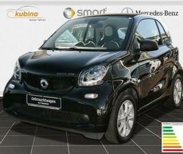 SMART FORTWO ELECTRIC-DRIVE+COOL&AUDIO+LMR+ALLWETTER