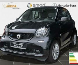 SMART FORTWO EQ-22KW-LADER+COOL&MEDIA+4SEASEN+DAB+SHZ