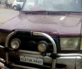 TOYOTA QUALIS FS B2 2001