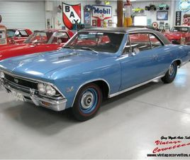 FOR SALE: 1966 CHEVROLET CHEVELLE SS IN SUMMERVILLE, GEORGIA