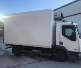 DAF45/220 6 CYLINDER FRIDGE BOX WITH MEAT RAILS FOR SALE IN DOWN FOR € ON DONEDEAL
