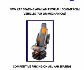 DAF 85CF KAB SEATING FOR SALE IN CAVAN FOR €UNDEFINED ON DONEDEAL