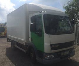DAF LF 2009 DAF 45/160 13FT BOX WITH TAILLIFT FOR SALE IN DOWN FOR € ON DONEDEAL
