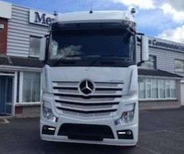 191 MERCEDES-BENZ ACTROS 2551 FOR SALE IN WESTMEATH FOR € ON DONEDEAL