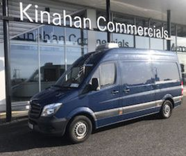 2014 SPRINTER 313/36 FRIDGE VAN FOR SALE IN WESTMEATH FOR € ON DONEDEAL