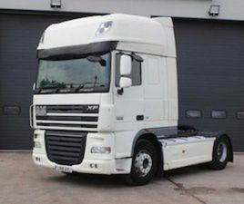 DAF 105 460 4X2 SUPER SPACE CAB FOR SALE IN ARMAGH FOR € ON DONEDEAL