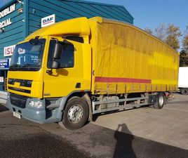 2011 DAF 65-250 18 TON CURTAINSIDER FOR SALE IN DUBLIN FOR €UNDEFINED ON DONEDEAL
