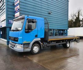 2009 DAF LF 45 7.5TON FLAT FOR SALE IN DUBLIN FOR € ON DONEDEAL