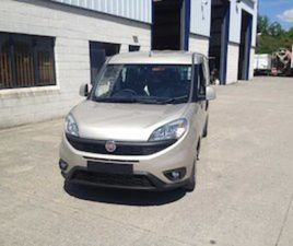 FIAT DOBLO COMBI CREW CAB FOR SALE IN WEXFORD FOR € ON DONEDEAL