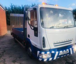 2005 IVECO 75E170 15F BEAVERTAIL FOR SALE IN DOWN FOR € ON DONEDEAL
