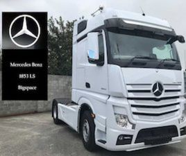 MERCEDES BENZ ACTROS 1853LS BIGSPACE FOR SALE IN WEXFORD FOR € ON DONEDEAL