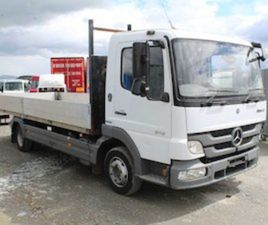 #NEW STOCK# 2012 MERCEDES ATEGO 816 - FOR BREAKING FOR SALE IN DONEGAL FOR € ON DONEDEAL