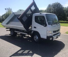 NEW FUSO CANTER 3 WAY TIPPER FOR SALE IN WESTMEATH FOR € ON DONEDEAL