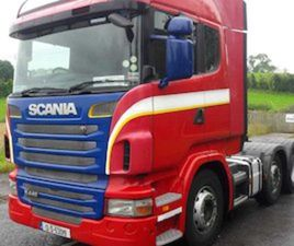 2012 SCANIA R440 HIGHLINE 6X2 REF NO: 2048 FOR SALE IN MONAGHAN FOR € ON DONEDEAL