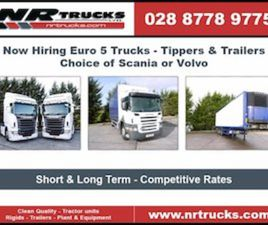 SCANIA R SERIES SCANIA VOLVO TRUCKS TRAILERS FOR FOR SALE IN TYRONE FOR £ ON DONEDEAL