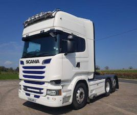 SCANIA R580 TOPLINE 6X2 TAG FOR SALE IN ARMAGH FOR € ON DONEDEAL