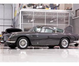 FOR SALE: 1966 ASTON MARTIN DB6 IN CHARLOTTE, NORTH CAROLINA